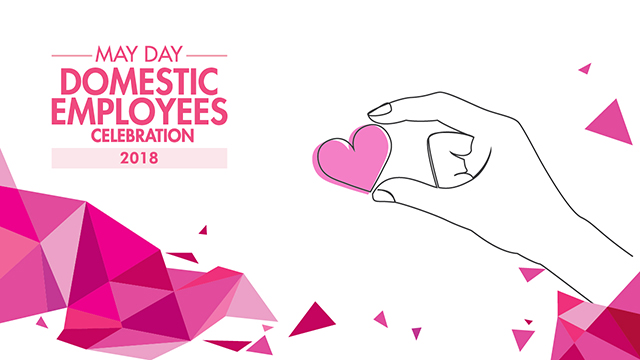 May Day Domestic Employees Celebration 2018