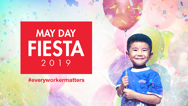 May Day Fiesta 2019